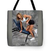 Fitness 30 Tote Bag