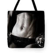Fitness Motivation Tote Bag