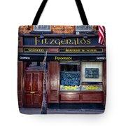 Fitzgeralds Pub - Dublin Ireland Tote Bag
