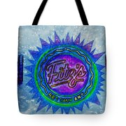 Fitz's Inverted With A Splash Tote Bag