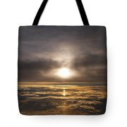 Five And A Half Mile Sunset Tote Bag