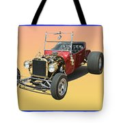 Five Bad Big Boys Rides Tote Bag