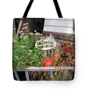 Five Cents A Bunch Tote Bag