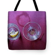 Five Cocktails Tote Bag