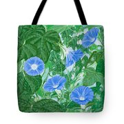 Five Faces Of Bridget Tote Bag