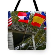 Five Flags Tote Bag