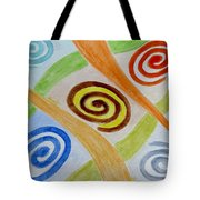Five Forces Tote Bag
