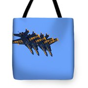 Four Hornets In Close Trail Tote Bag