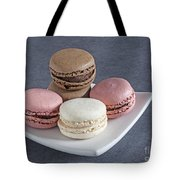 Five Macaroons Tote Bag