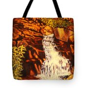 Five Mile Mountain Tote Bag