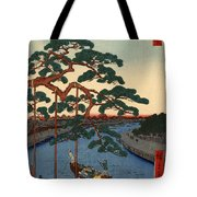 Five Pines Onagi Canal Tote Bag
