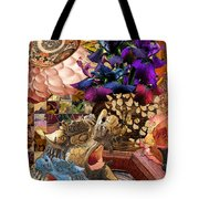 Five To One Tote Bag
