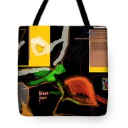 Fixing Space 1d Tote Bag