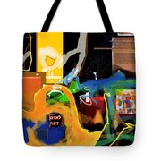 Fixing Space 1m Tote Bag