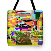 Fixing Space 6a Tote Bag