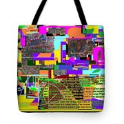 Fixing Space 7 Tote Bag