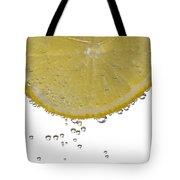 Fizzy Lemon Tote Bag