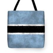 Flag Of Botswana Tote Bag