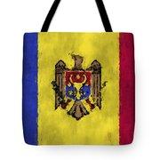 Flag Of Moldavia Tote Bag