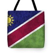 Flag Of Namibia Tote Bag