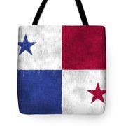 Flag Of Panama Tote Bag