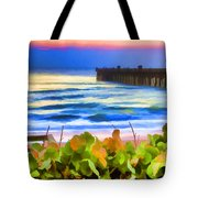 Flagler Beach Beautiful Tote Bag