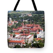 Flagler College St Augustine Florida Tote Bag