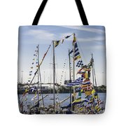 Flags Of The World 2 Tote Bag