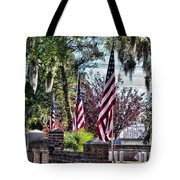 Flags That Stand Tote Bag