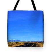 Flagstaff Tote Bag