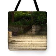 Flagstone Patio Tote Bag