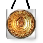 Flaking Gold Tote Bag