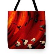 Flamboyant Tote Bag