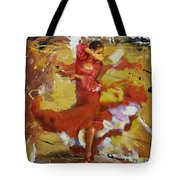 Flamenco 44 Tote Bag