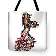 Flamenco Series #12 Tote Bag