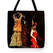 Flamenco Series #6 Tote Bag