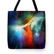 Flamencoscape 01 Tote Bag