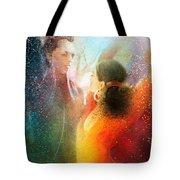 Flamencoscape 09 Tote Bag
