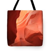 Flames In The Slot Tote Bag