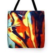 Flames Of Needs Tote Bag