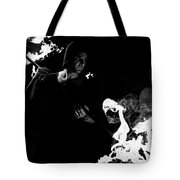 Flames Of Revenge Tote Bag