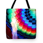 Flamin Happy Tote Bag