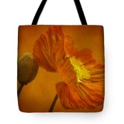 Flaming Beauty Tote Bag by Heiko Koehrer-Wagner