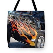 Flaming Classic Tote Bag