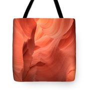 Flaming Face Tote Bag