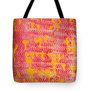 Flaming Fire Tote Bag