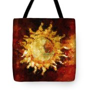 Flaming Out Tote Bag