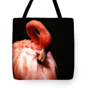 Flamingo Softness Tote Bag