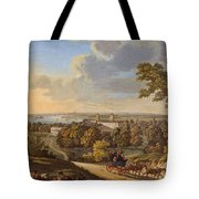 Flamstead Hill, Greenwich The Tote Bag