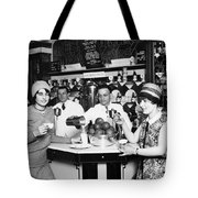 Flappers, 1928 Tote Bag
